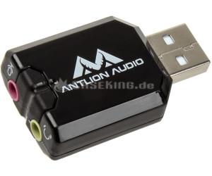Image of AntLion USB-Soundcard GDL-0426