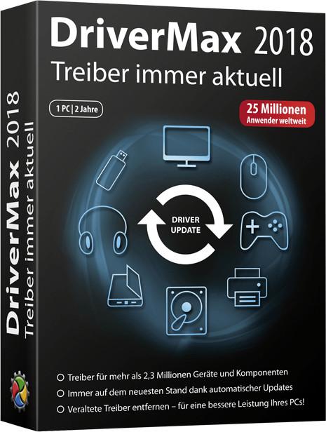 Markt+Technik DriverMax 2018