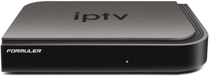 Formuler 4K IPTV Android Player H.265 HEVC Kodi...