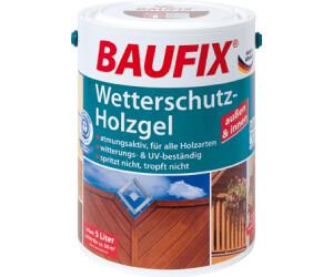 Baufix Wetterschutz Holzgel 5 Liter
