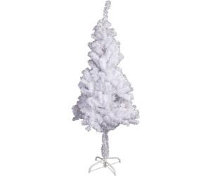 linder exclusiv k nstlicher weihnachtsbaum 150cm wei ab 8. Black Bedroom Furniture Sets. Home Design Ideas