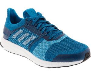 12878b7cc65b8 ... blue mystery petrol footwear white blue night. Adidas Ultra Boost ST  Running Shoes
