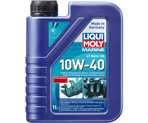 LIQUI MOLY Marine 4T Motor Oil 10W-40 (250xx)