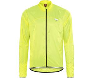 Löffler Bike-Jacke Windshell Herren neon
