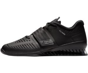 Nike Romaleos 3 Gewichtheben Schuhe Hyper Crimson Orange