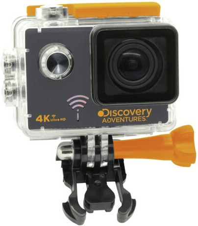 Image of Discovery Adventures 4K Ultra-HD WLAN Action Camera PRO