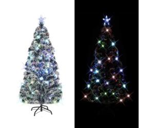 vidaxl k nstlicher weihnachtsbaum led licht 150cm ab 44 99. Black Bedroom Furniture Sets. Home Design Ideas