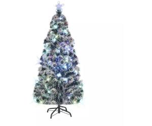 Künstlicher Weihnachtsbaum Mit Licht.Vidaxl Künstlicher Weihnachtsbaum Led Licht 180cm Ab 59 99