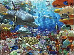 Ravensburger Leben unter Wasser (3.000 Teile)