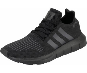 adidas Originals Women's Swift Run Sneaker (6, Core BlackFootwear WhiteCore Black)