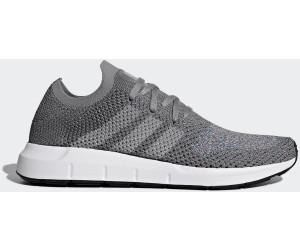 e3b94a771 Buy Adidas Swift Run Primeknit grey three grey one footwear white ...