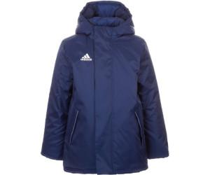 adidas Jungen Kinderjacke Jacke schwarz Größe 128: