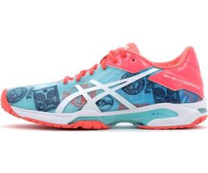 Asics »Gel-solution Speed 3 L.e. Paris« Tennisschuh, rosa, pink-blau