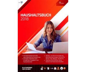 S.A.D. Haushaltsbuch 2018