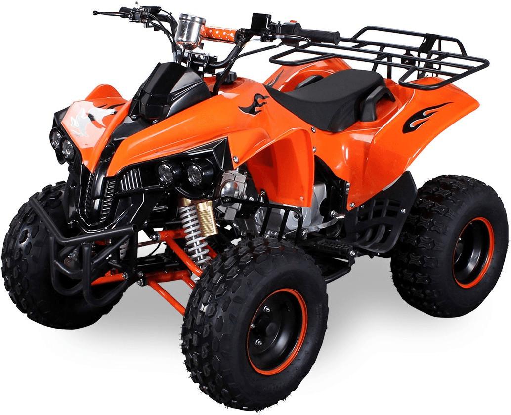 Actionbikes Kinder Quad ATV S-10 125 cc orange