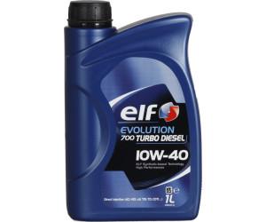 Buy Elf Evolution 700 Turbo Diesel 10w 40 From 10 82 Today Best Deals On Idealo Co Uk