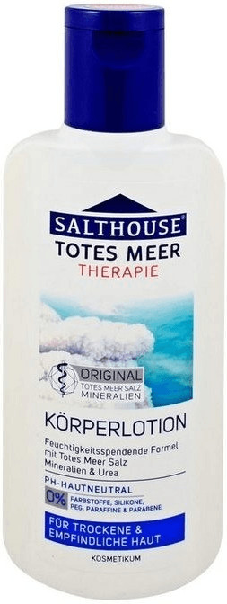 Salthouse Totes Meer Therapie Körperlotion (250ml)