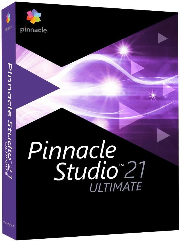 Corel Pinnacle Studio 21 Ultimate (Multi) (Down...