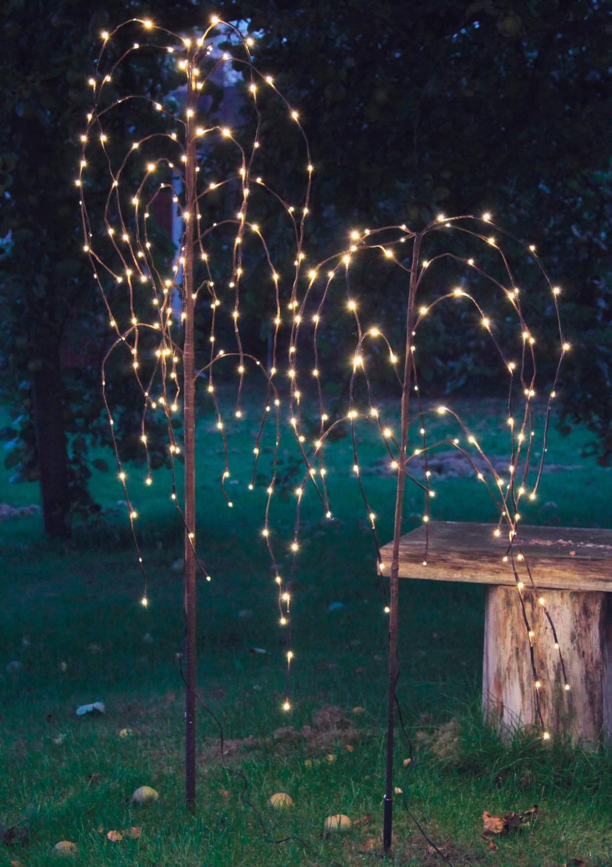 Best Season LED-Weidenbaum 110cm