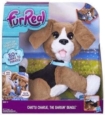 FurReal Friends Benni, der sprechende Beagle