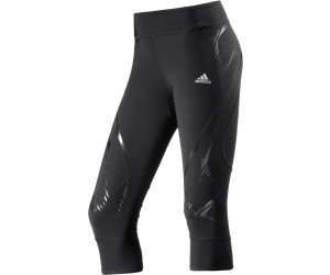 Damen adidas adizero SprintWeb 34 Tight Women schwarz Tight