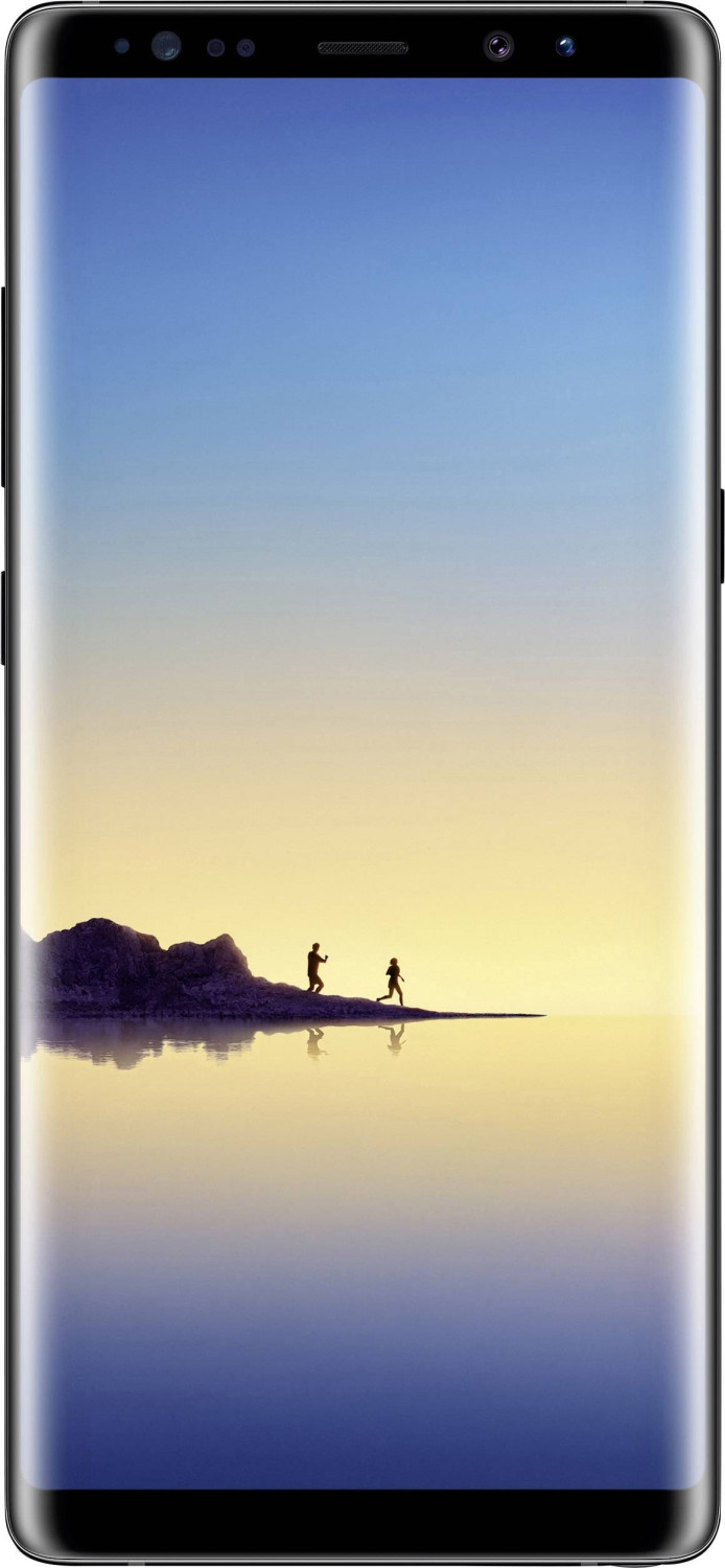 Image of Samsung Galaxy Note 8 Duos 64GB midnight black