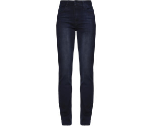 Lee Elly Jeans Straight Leg Super Dark