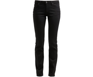 Lee Marion Straight Jeans Black Rinse Black