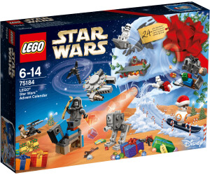 lego star wars adventskalender ab 16 95 preisvergleich. Black Bedroom Furniture Sets. Home Design Ideas