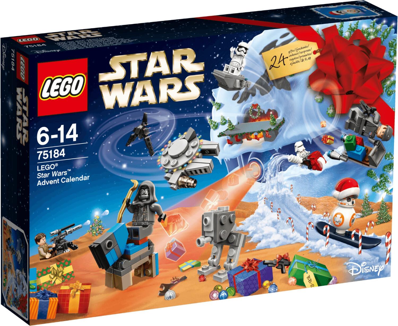 LEGO Calendrier de l'Avent Star Wars 2017 (75184)