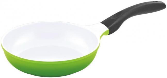 Culinario Bratpfanne 20 cm  grün / weiß