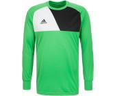 7741250d50c43 Adidas Assita 17 Goalkeeper Jersey green black