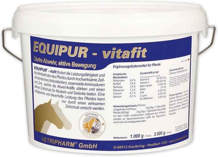 VETRIPHARM Equipur Vitafit 3000g