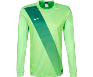 Image of Nike Sash Jersey longsleeve action green/pine green