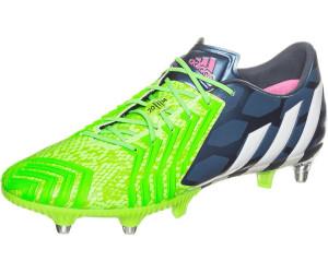 Adidas Predator Instinct FG rich bluewhitesolar green ab