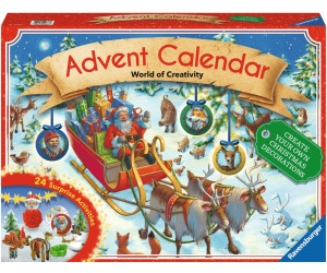 Buy ravensburger do it yourself advent calendar 2017 from 1049 buy ravensburger do it yourself advent calendar 2017 from 1049 compare prices on idealo solutioingenieria Images