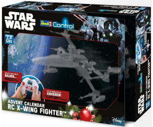 revell star wars rc x wing fighter adventskalender ab 34 25 preisvergleich bei. Black Bedroom Furniture Sets. Home Design Ideas