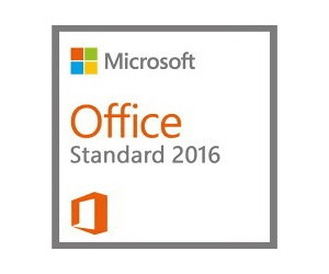 Microsoft Office 2016 Standard ab 25,99 € (August 2019 Preise