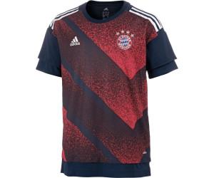 Adidas FC Bayern München Home Pre Match Trikot Kinder
