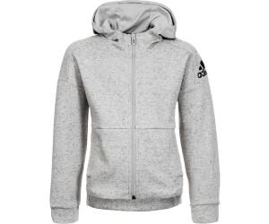 CF1040 adidas YG ID Stadium Mädchen Hoodie Kapuzenjacke