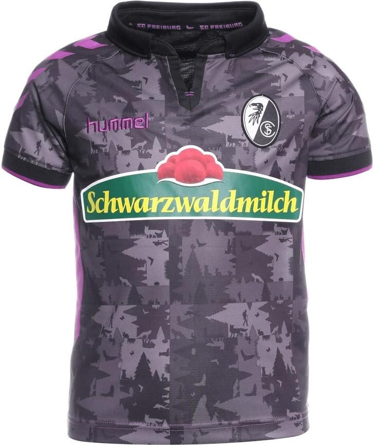 Hummel SC Freiburg 3rd Trikot Kinder 2017/2018