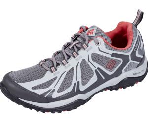 Columbia Damen Peakfreak XCRSN Ii Xcel Low Outdry Outdoor Fitnessschuhe, Grau (Ti Grey Steel/Sunset Red), 42 EU