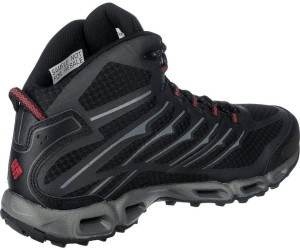 952198eb183f Columbia Ventrailia II Mid Outdry Men black mountain red ab € 68