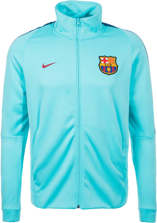 Nike FC Barcelona Franchise Trainingsjacke blue...
