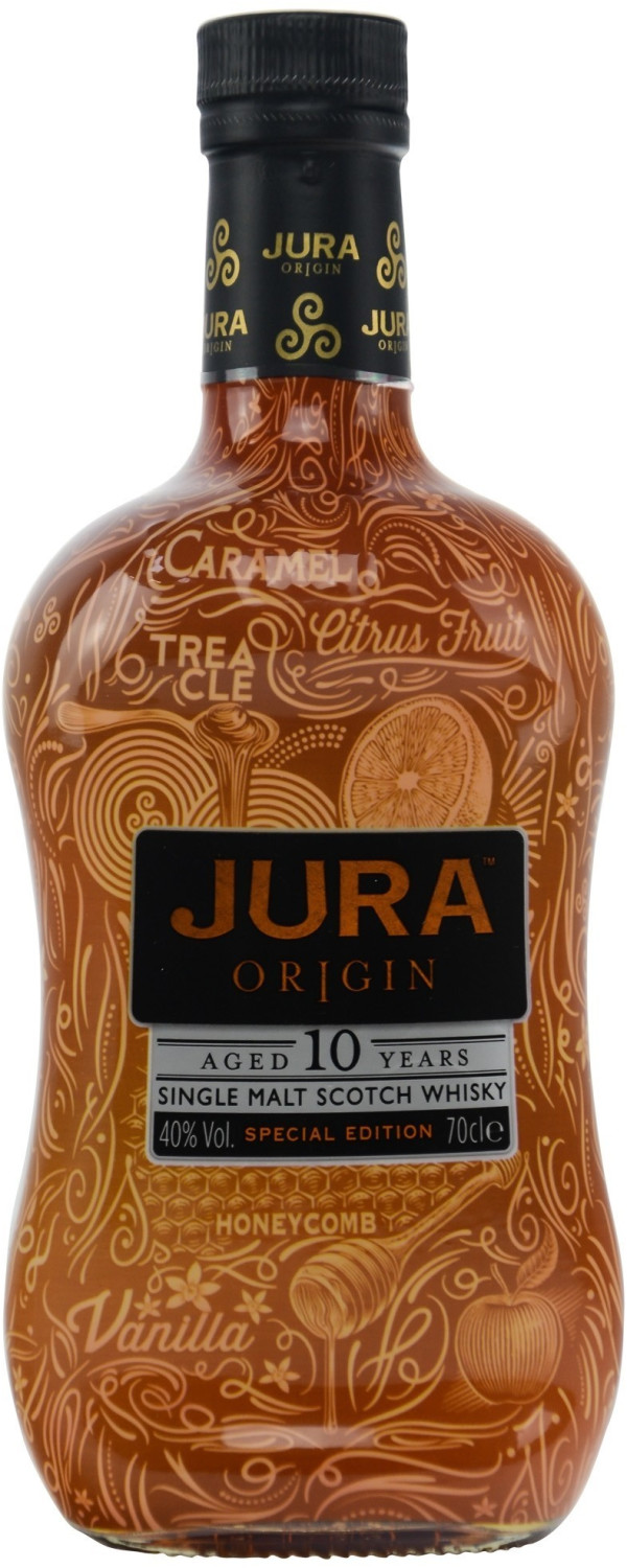 Isle of Jura 10 Jahre Tattoo Edition 40% 0,7l