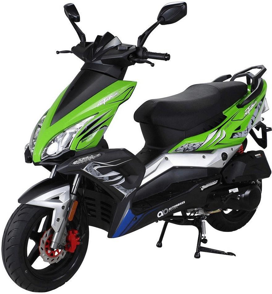 Actionbikes Matador 125 ccm grün