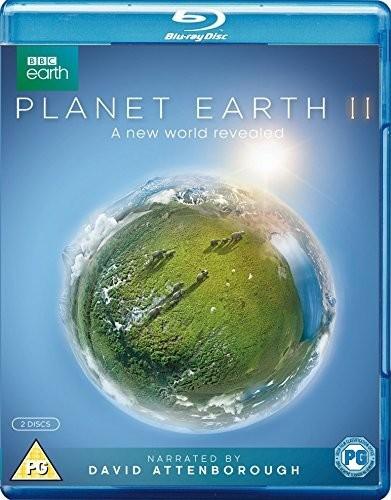 Image of Planet Earth II [Blu-ray]
