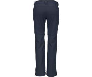 Damen Softshellhose Activate Sky, jeansblau, 34