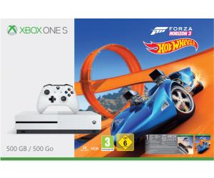 Microsoft Xbox One S 500GB + Forza Horizon 3 Hot Wheels