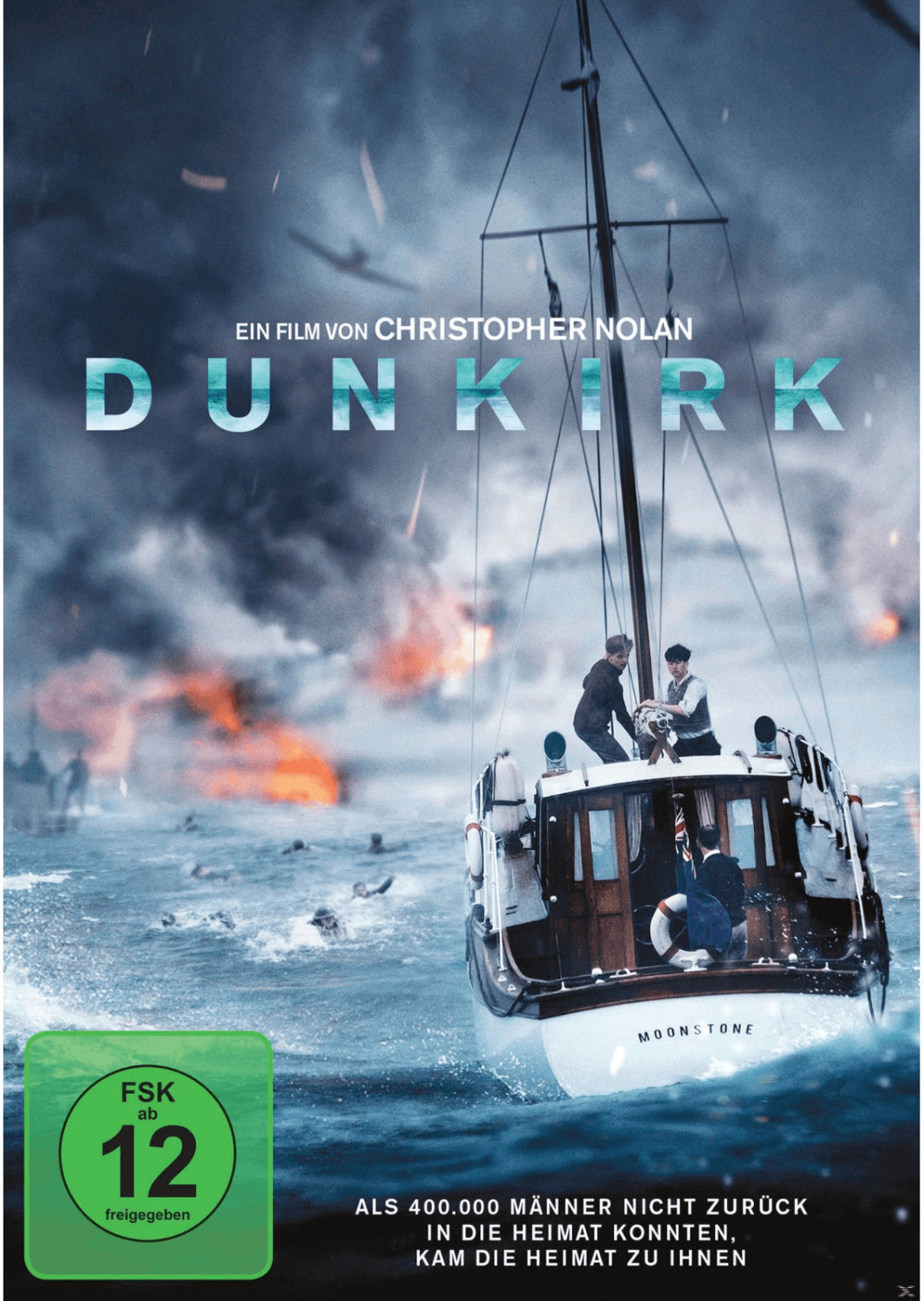 Image of Dunkirk [DVD]